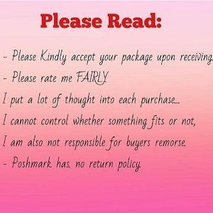 Other - Read Description!